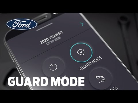 Guard Mode: Real-Time Security For Ford Van Owners