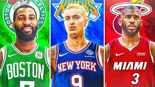 5 NBA TRADES THAT ARE ABOUT TO HAPPEN