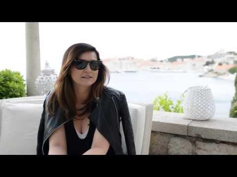 "Nina Badric - Making of ""Ceznja"" -  Villa Sheherezade Dubrovnik"