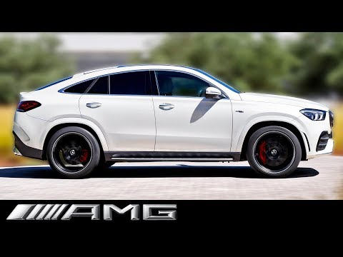 2020 Mercedes GLE Coupe 53 AMG ? Ready to fight BMW X6 M50i