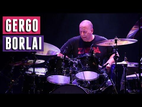 Gergo Borlai (DRUM SOLO) - 2016 Drum Festival International Ralph Angelillo