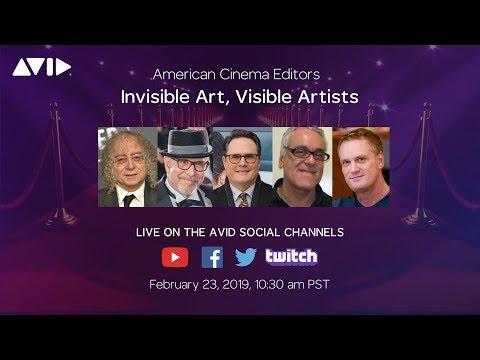 American Cinema Editors   Invisible Art, Visible Artists