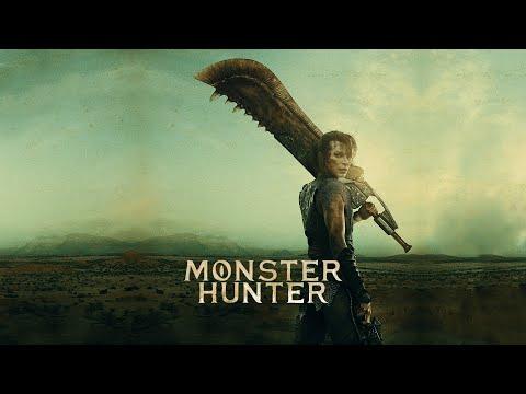 MONSTER HUNTER. Monstruos más grandes. En cines 1 de enero.