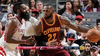 Houston Rockets vs Cleveland Cavaliers - Full Game Highlights | Nov 1, 2016 | 2016-17 NBA Season