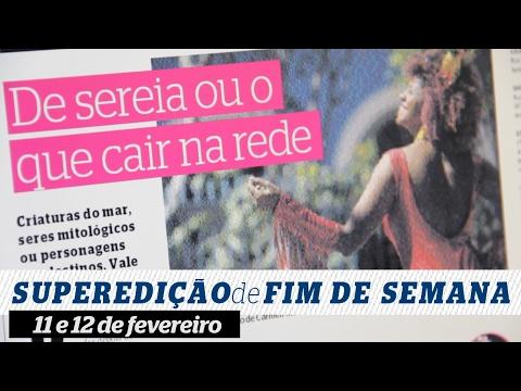 Superedição do Diario de Pernambuco de 11 e 12 de fevereiro