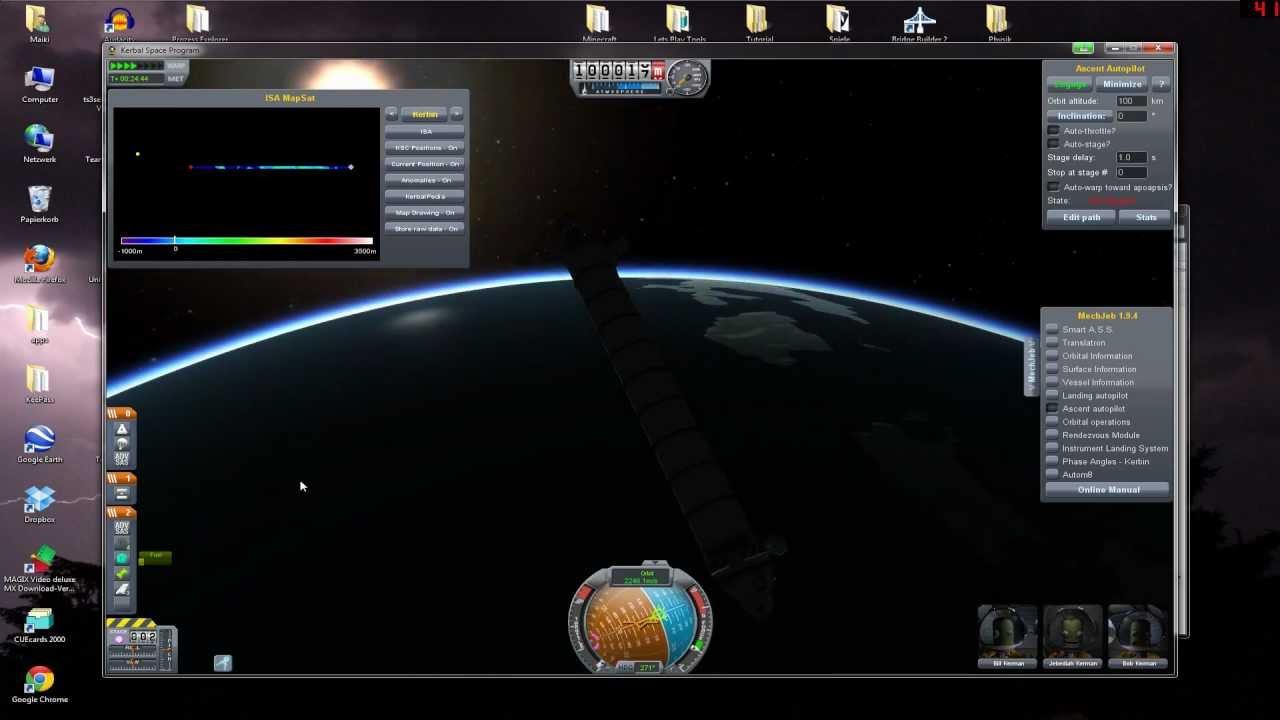 Kerbal Space Program Mod Installation Tutorial (deutsch ...