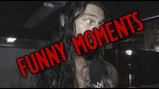 WWE Roman Reigns' Funny Moments