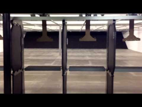 Shooting Range Soundproofing at Eagle Gun Range