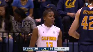 Cal Men's Basketball: Charlie Moore scores 38 points [Cal freshman record]