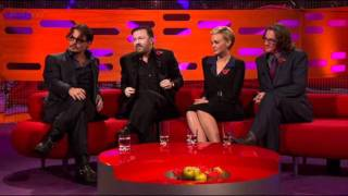 Gervais and Depp on Graham Norton - Part Two