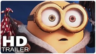 Minions Trailer German Deutsch HD