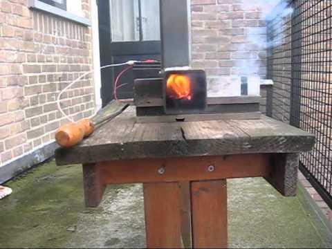 Pelletbrenner Eigenbau Homemade Pellet Burner Videomoviles Com