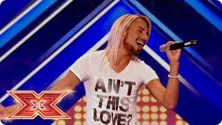 Rylan Clark's Unforgettable Audition | The X Factor UK