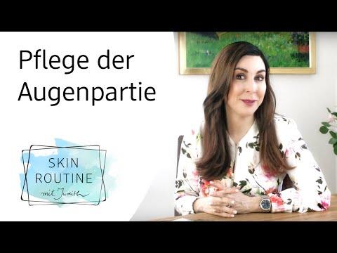 Pflege der Augenpartie | Skin Routine mit Judith Williams