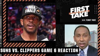 Stephen A.'s biggest takeaways from Chris Paul's performance that led the Suns to the Finals