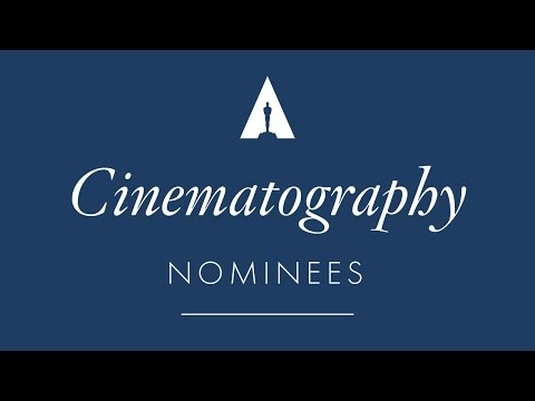 Oscars 2017: Cinematography Nominees