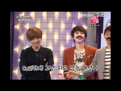 Super Junior - Kyuhyun Leeteuk Eunhyuk y Yesung como se ven en 2021 [sub español]