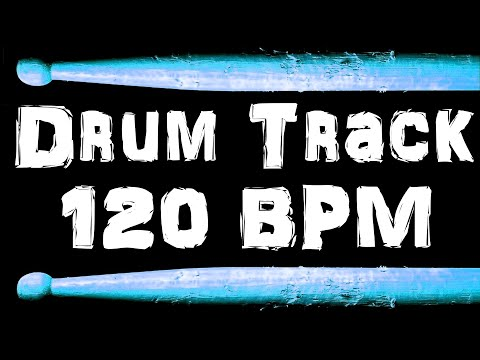 Baixar Drum Beat 120 BPM Funk Rock Bass Guitar Backing Jam Track Free MP3 Download Loop #46