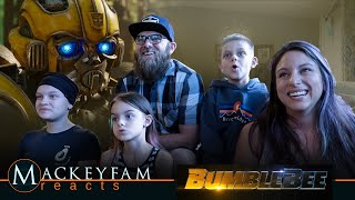Bumblebee (2018) - New Official Trailer - REACTION and REVIEW!!!