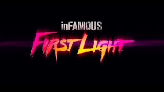 Infamous : first light :  bande-annonce