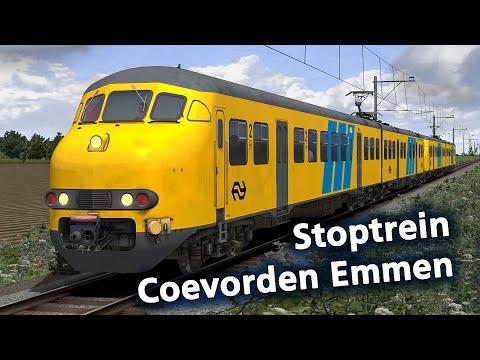 Train Simulator 2020: Stoptrein Coevorden Emmen