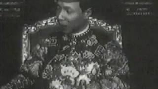 Những Thước Phim Tư Liệu Quý Giá thời Vua Khải Định, Triều Nguyễn, Huế