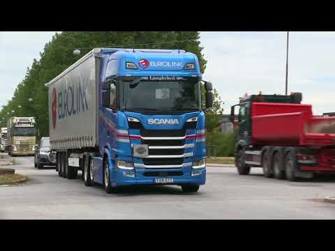 Scania S500, S450 EUROLINK