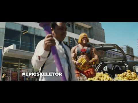#EPICSKELETOR   MoneySuperMarket TV Ad