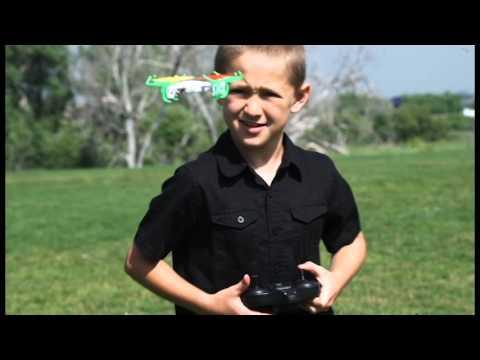Night Runner X Drone Flyer