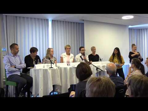 Biståndspolitisk debatt på Forum Syds årsmöte