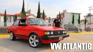 VW Atlantic ( Una Caribe con cajuela ) Review