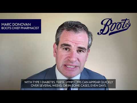 boots.com & Boots Discount Code video: 28/05/2020 What are the signs and symptoms of diabetes?