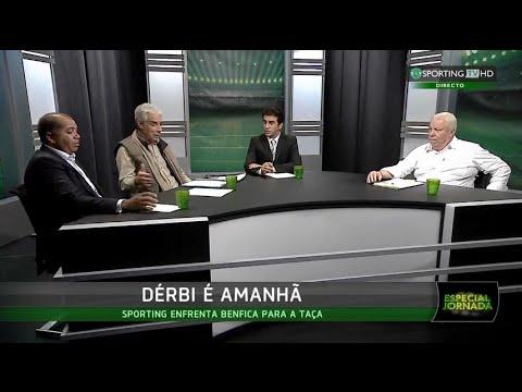 Especial Jornada - Sporting TV (20/11/2015)