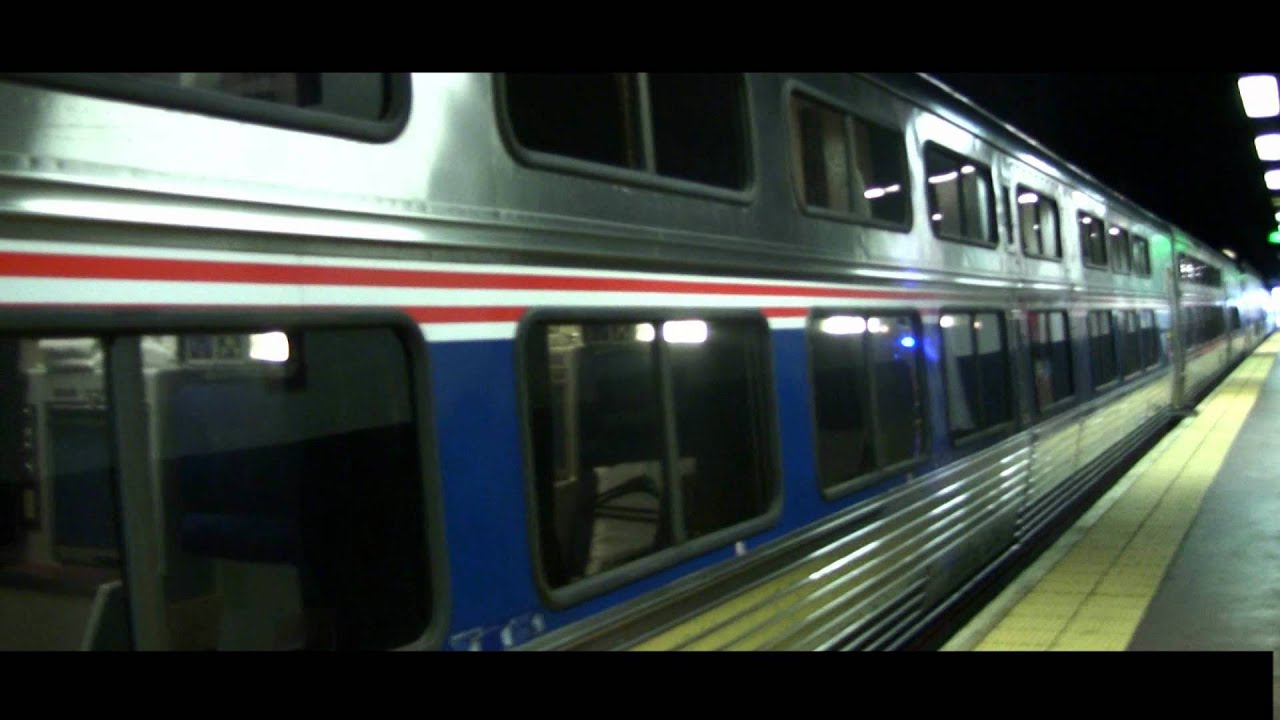 Amtrak Viewliner Sleeper Car Youtube