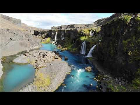 Sigöldugljúfur Canyon, Iceland   Icelandair