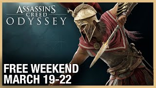 Play Assassin's Creed Odyssey for free this weekend