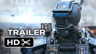 Chappie Official Trailer #1 (2015) - Hugh Jackman