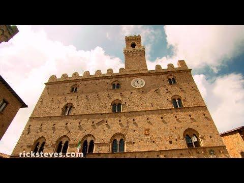 Volterra, Italy: Civic History