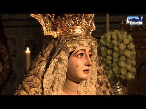 Besamanos de Madre de Dios de la Palma