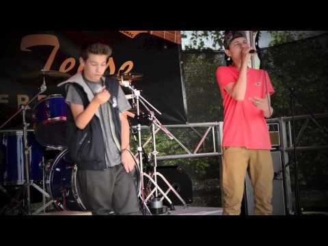 Baixar Treasure - Bruno Mars cover by Stepan Belyaev und Lukas Rieger | The Voice Kids 2014 Germany
