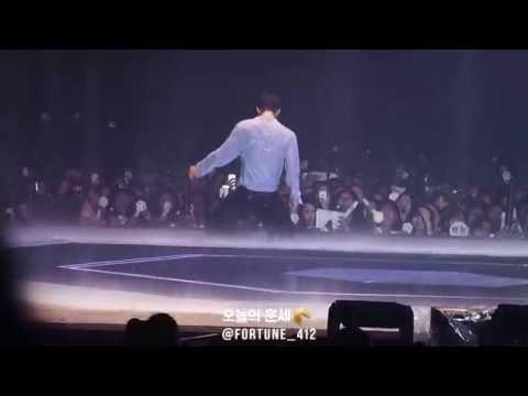 160722 EXO'rDIUM CONCERT ONE AND ONLY (SEHUN FOCUS), 엑소디움 콘서트 물속에서 춤추는 인어같은 세훈이ㅠㅠㅠ