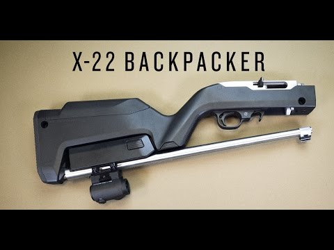 Magpul - X-22 Backpacker Stock