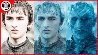 ¡8 Pruebas DEFINITIVAS de que Bran es el Rey de la Noche!   Teoría: Juego de Tronos