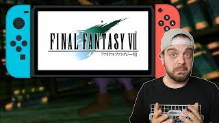 Was I WRONG About Final Fantasy 7 for Nintendo Switch? | RGT 85
