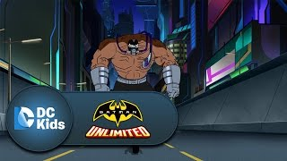 The Harder They Fall | Batman Unlimited | DC Kids