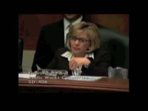 Barbara Boxer: don't call her senator, call her unemployed!