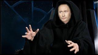 Cold Wars - The Putin Menace (Phantom Menace vs Ukraine Invasion spoof trailer)
