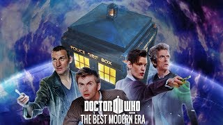 The Modern Era Doctors Tribute (Doctor Who: The Best Modern Era Intro)