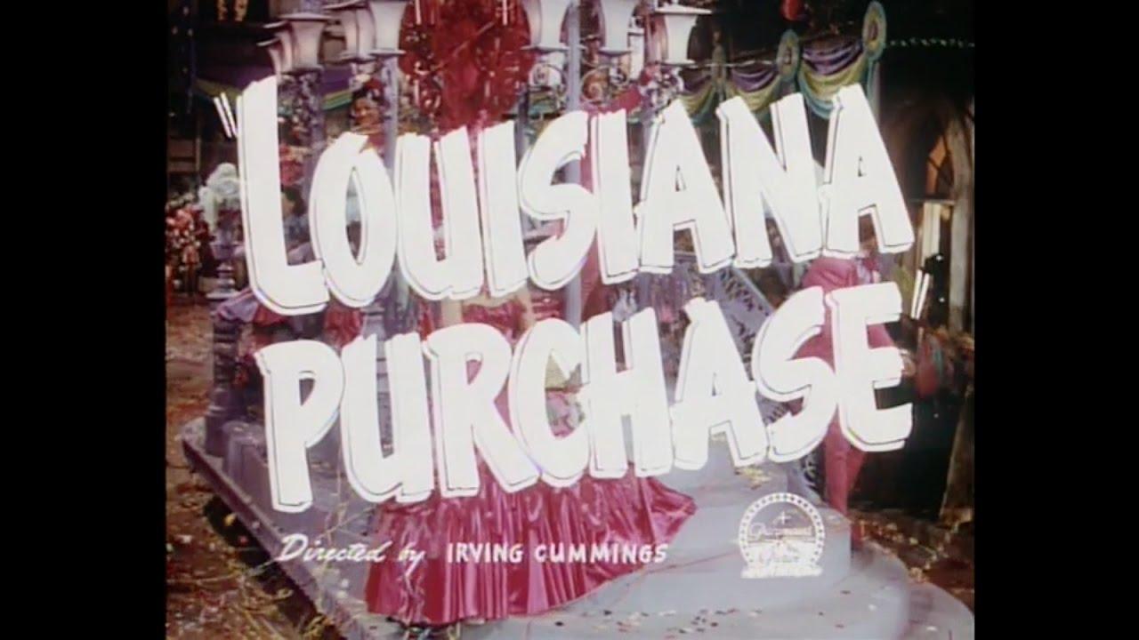 Louisiana purchase 1941 movie images