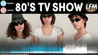 80's TV SHOW Background Instrumental   Royalty Free Music